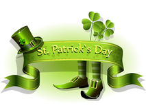 Dia do St. Patricks Imagem de Stock
