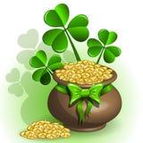 Dia do St. Patricks Imagens de Stock