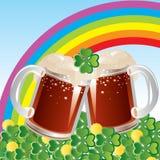 Dia do St. Patricks ilustração stock