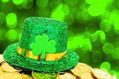 Dia do St Patricks imagens de stock