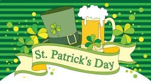 Dia do St. Patricks Imagem de Stock Royalty Free