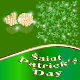 Dia do St. Patricks. Fotos de Stock Royalty Free