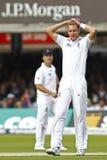 Dia 2012 do test match de Inglaterra v África do Sul ó 1 Imagem de Stock