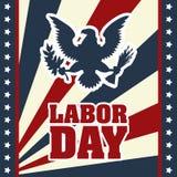 Dia do Trabalhador ilustração royalty free