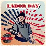 Dia do Trabalhador Imagens de Stock