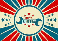 Dia do Trabalhador ilustração do vetor