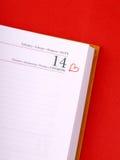 Dia do Valentim Foto de Stock Royalty Free