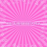 Dia do Valentim Imagens de Stock