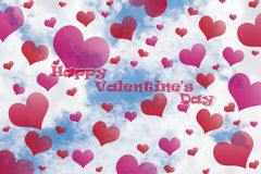 Dia do Valentim Imagem de Stock Royalty Free