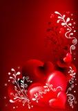 Dia do Valentim feliz Imagens de Stock