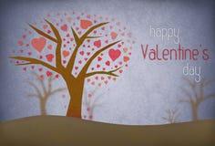 Dia do Valentim s ilustração stock
