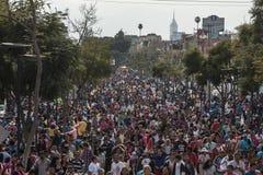 Dia do Virgin de Guadalupe Fotografia de Stock Royalty Free
