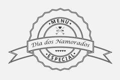 Dia dos Namorados 免版税库存图片