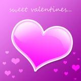 Dia dos Valentim [01] Foto de Stock Royalty Free