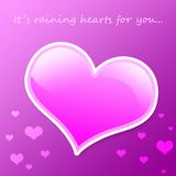 Dia dos Valentim [02] Foto de Stock Royalty Free