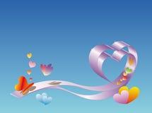 Dia dos Valentim Foto de Stock