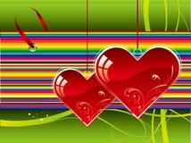 Dia dos Valentim Ilustração Royalty Free