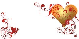 Dia dos Valentim Imagens de Stock Royalty Free