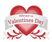 Dia dos Valentim Fotografia de Stock