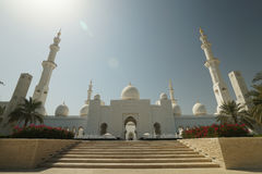 Dia ensolarado em férias de Dubai Foto de Stock Royalty Free