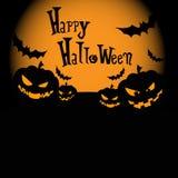 Dia feliz de Halloween Foto de Stock
