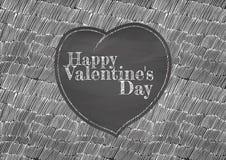 Dia feliz de Valentineâs Foto de Stock