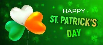 Dia feliz do ` s de St Patrick ilustração do vetor