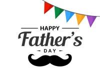 Dia feliz do ` s do pai Imagens de Stock