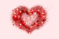 Dia feliz do `s do Valentim! Imagens de Stock Royalty Free