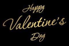 Dia feliz do Valentim Imagem de Stock Royalty Free