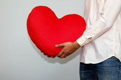 Dia feliz do Valentim Imagem de Stock