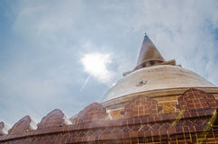 Dia grande do pagode Fotografia de Stock