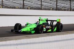 Dia Indy 2011 de Danica Patrick Indianapolis 500 Pólo Fotos de Stock Royalty Free