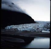 Dia 35 mm aan foto Familievakantie door de cruise van Utah, van Colorado en van Alaska Royalty-vrije Stock Foto