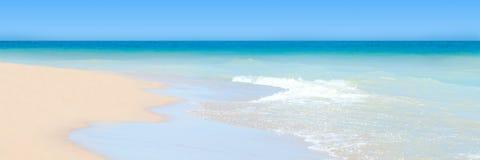 Dia na praia foto de stock royalty free