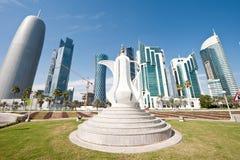 Dia nacional 2010 de Qatar Imagem de Stock Royalty Free