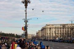 Dia nacional de Romênia s Fotos de Stock Royalty Free