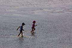 Dia no beira-mar 02 imagem de stock