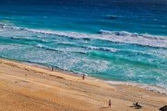 Dia perfeito em Cancun As mãos do oleiro da parte II fotos de stock royalty free
