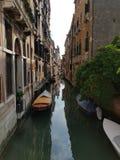 Dia preguiçoso em Veneza fotos de stock
