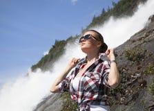 Dia quente em Alaska Imagem de Stock