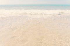 Dia quente na praia Fotos de Stock