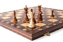 Dia scacco matto Fotografie Stock