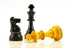 Dia scacco matto Immagini Stock Libere da Diritti