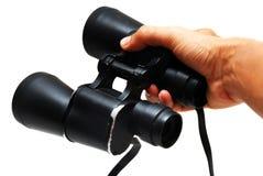 Dia un binoculare fotografia stock libera da diritti