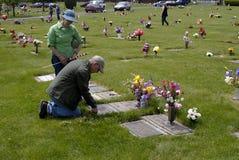Dia _USA_Memorial de IDAHO Foto de Stock Royalty Free