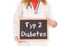 Diabète Images stock