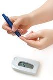 diabète Photographie stock