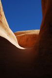 diabła abstrakcjonistyczny ogród Zdjęcie Stock