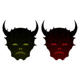 Diabła i demonu wektor Obraz Royalty Free